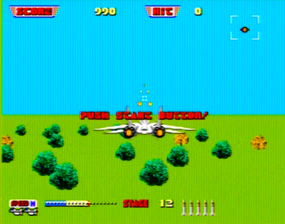 After Burner Genesis 1 32X   Composite - 30369 Colors