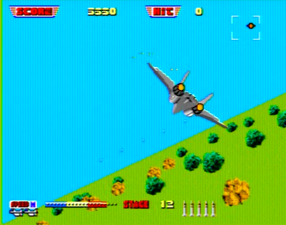 After Burner Genesis 1 32X Composite - 29598 Colors