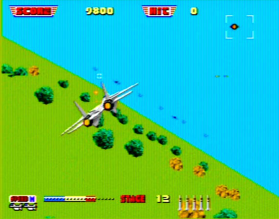 After Burner Genesis 1 32X Composite - 28984 Colors