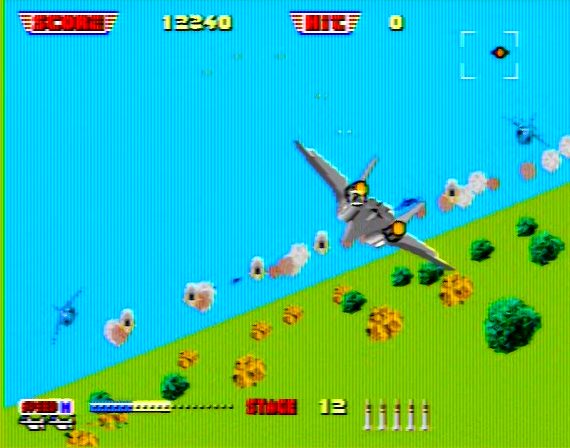After Burner Genesis 1 32X Composite - 36879 Colors