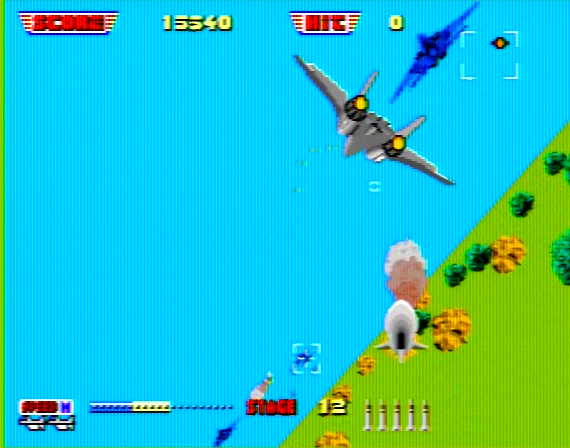 After Burner Genesis 1 32X Composite - 31945 Colors