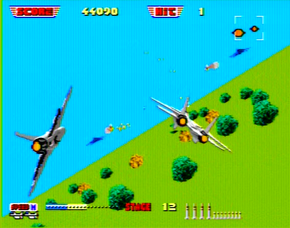 After Burner Genesis 1 32X Composite - 35998 Colors
