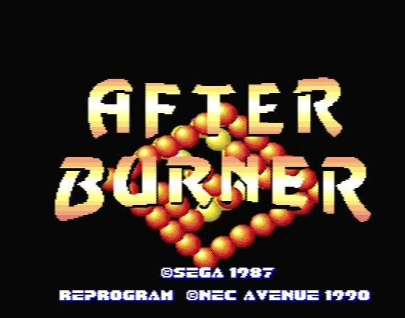 After Burner PCE DUO/R Composite - 45399 Colors