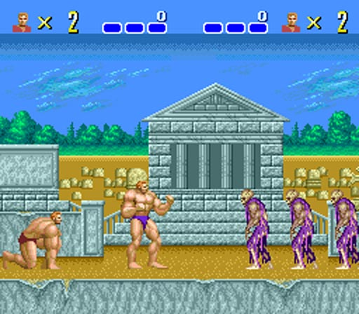 Altered Beast PC-Engine (Japan) - 1988