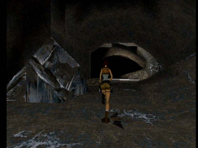 Tomb Raider - PS1 - S-Video